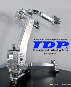 TDP Suspension Parts