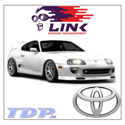 "Link Plug-In ECU'S ""Toyota"""